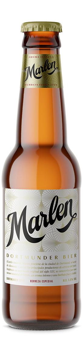 Cerveza Marlen Dortmunder