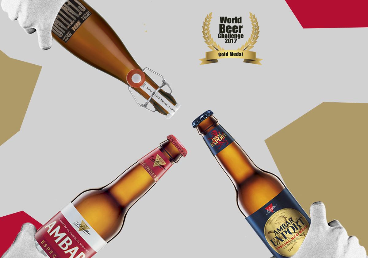 Premios World Beer Challenge 2017
