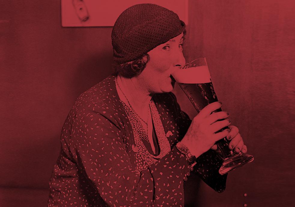 La cerveza la inventaron ellas