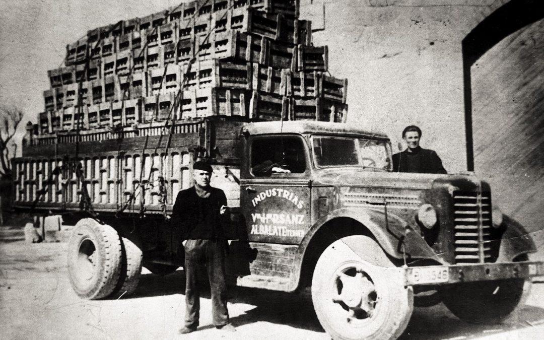 Transporte botellines cerveza