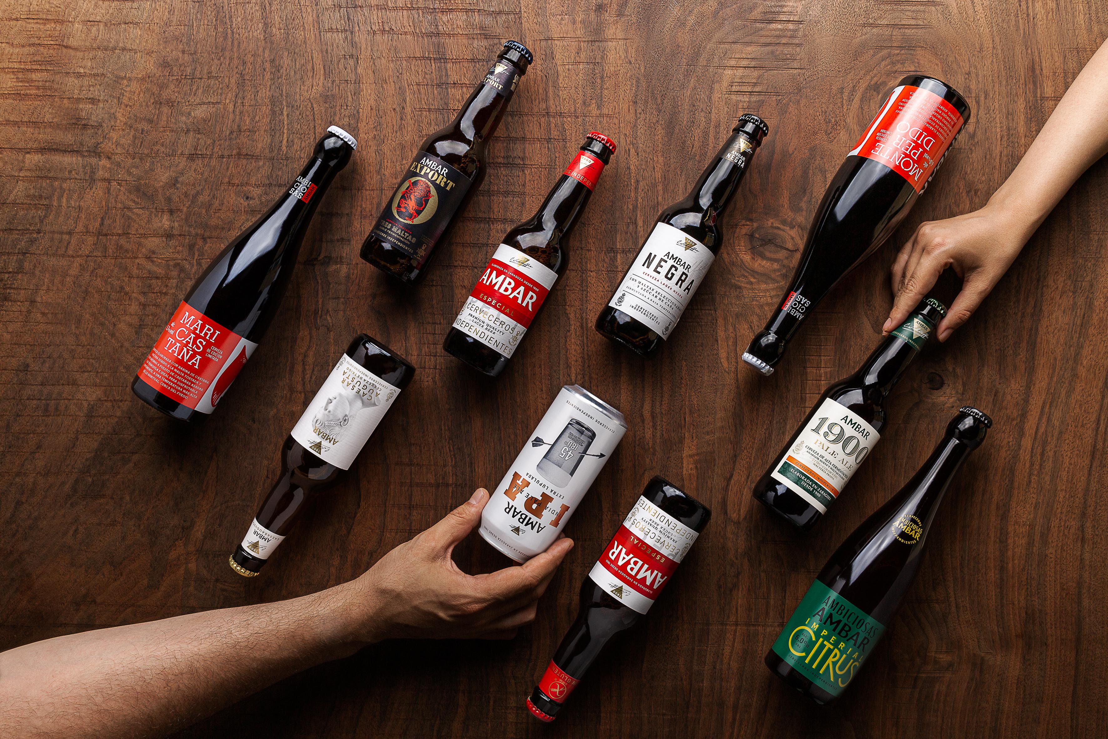 La Cervecera Espanola Mas Galardonada En El World Beer Challenge 2019