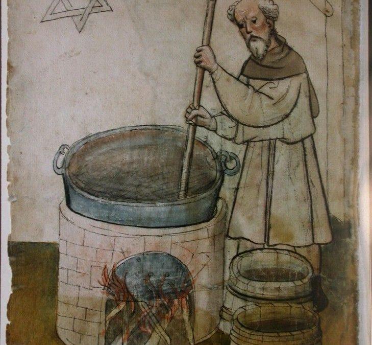 Cerveza-Edad-Media